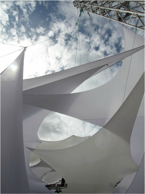 GuildWorks ~ Architecture of the Air Extreme Tension Structures
